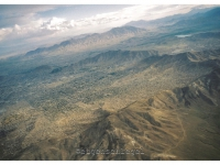 Kabul capital view 2009